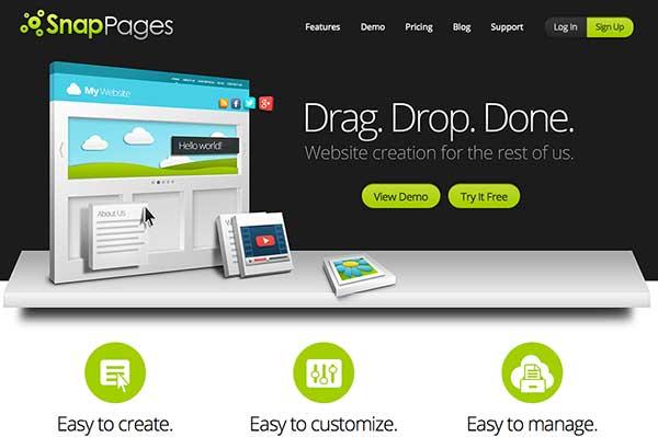 Snappages Free Website Builder Web Design Blog