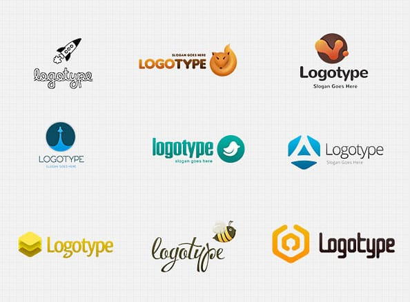 free psd logo templates web design blog