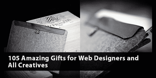 gifts for web designers