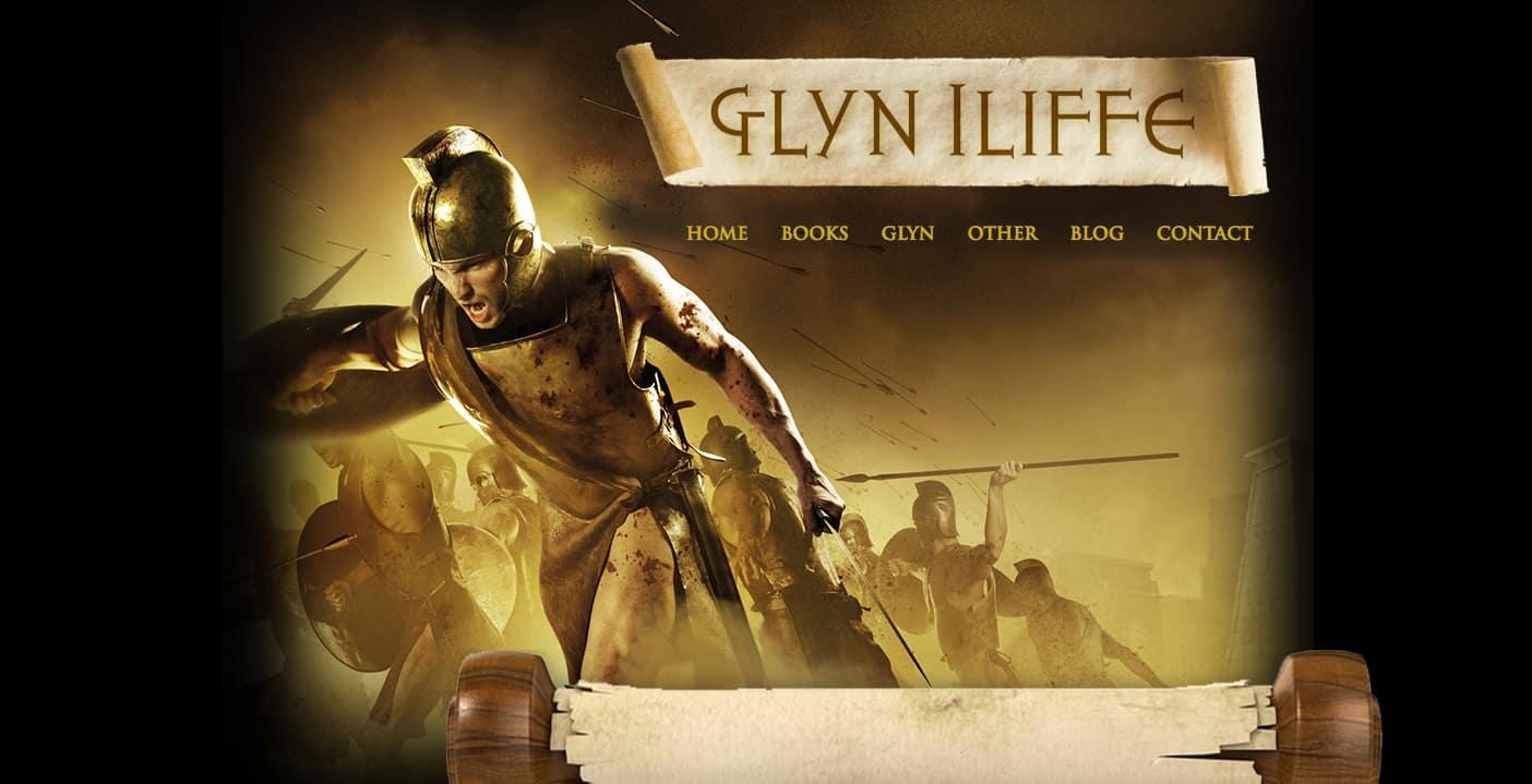 design inspiration: glyn-iliffe