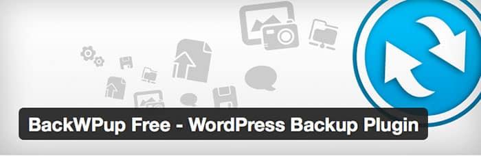backwp-up - backup plugins