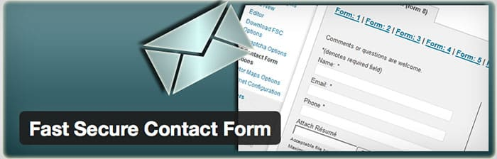 fast-secure-contact-form - Contact Form Plugins