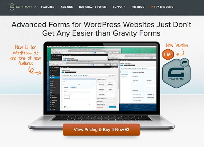 8 Contact Form Plugins for WordPress
