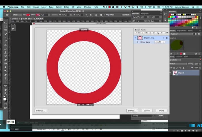 svg with Photoshop