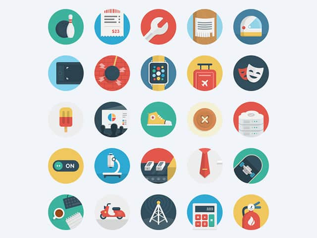 New Free Icon Sets November 2014