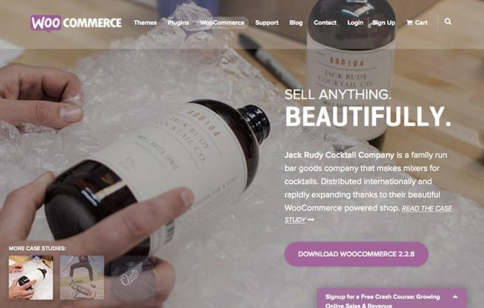 woocommerce - WordPress eCommerce plugins