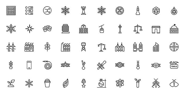 Fresh Free Icons June 2015
