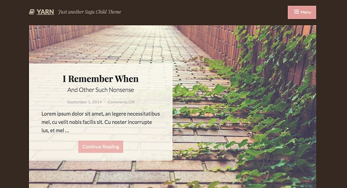 yarn-free-wordpress-theme-main