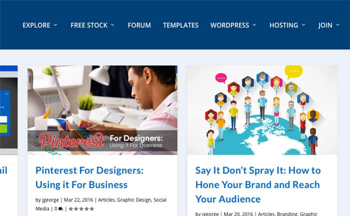 website navigation tips to keep it simple