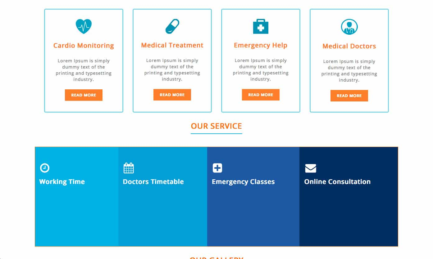 vw hospital lite features